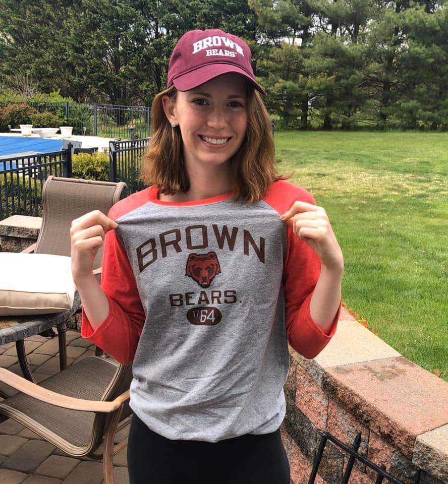 Health Administration and Policy graduate, Emily Vance, will be attending Brown University's Masters in Public Health of Epidemiology program!